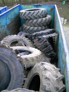 Achsschlepperreifen-AS-Reifen